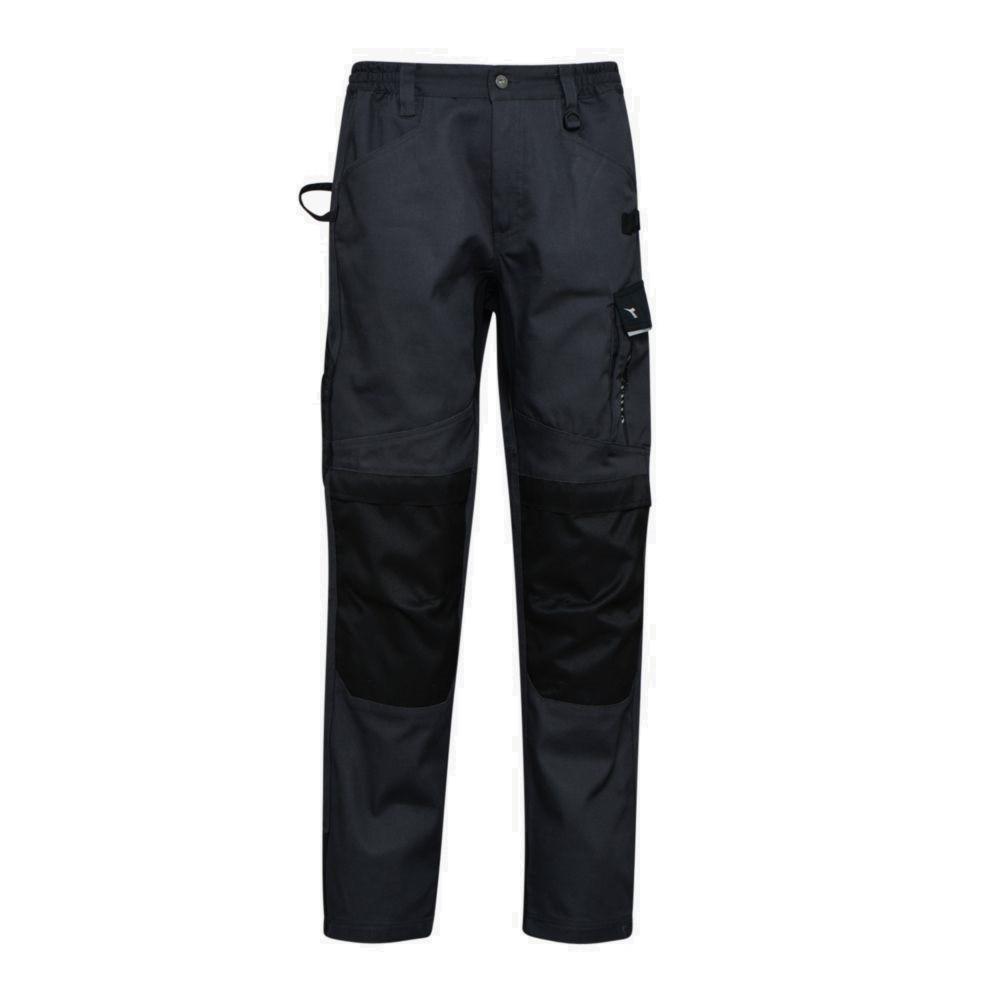 Pantalon de travail Multipoches Diadora Easywork Performance - Noir