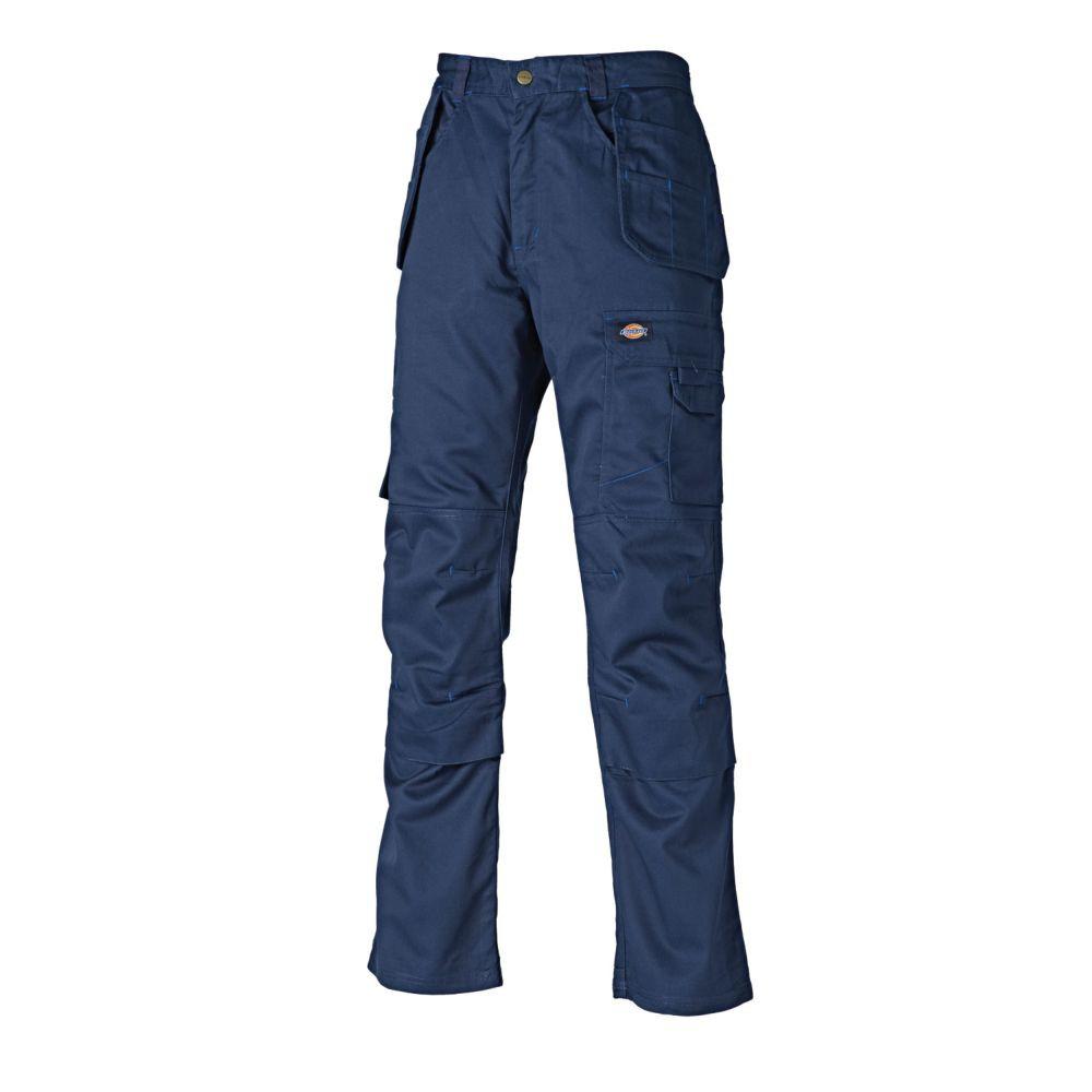 Pantalon de travail Redhawk Pro Dickies - Bleu marine