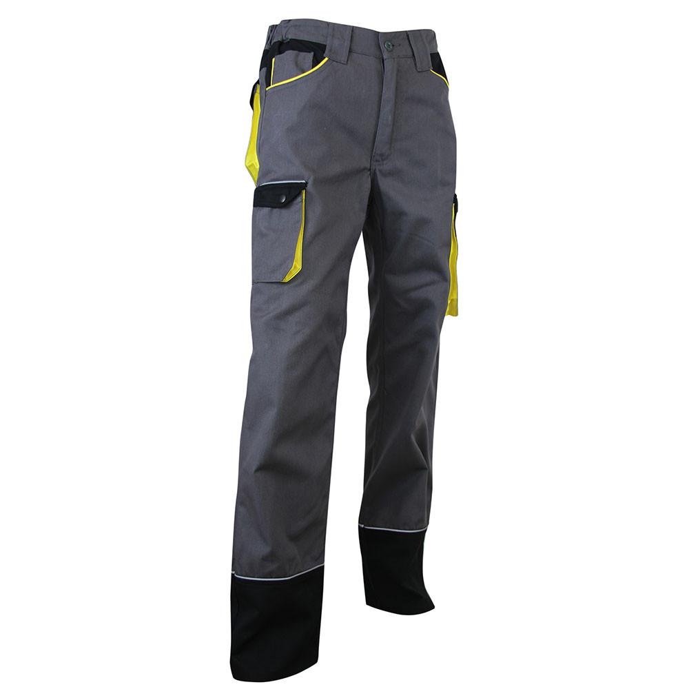 Pantalon de travail sans métal HERSE / SECHOIR LMA - Gris