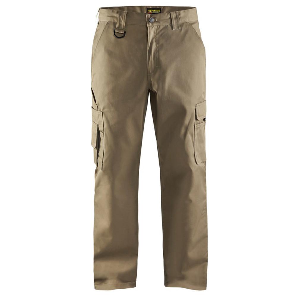 Pantalon de travail Blaklader Services + Multipoches - Beige