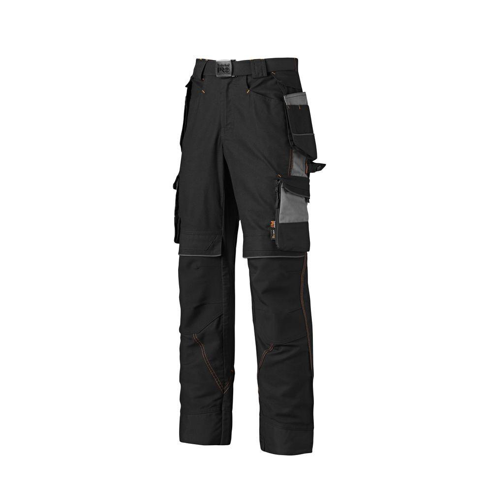 Pantalon de travail Timberland PRO TOUGH VENT - Noir Holster