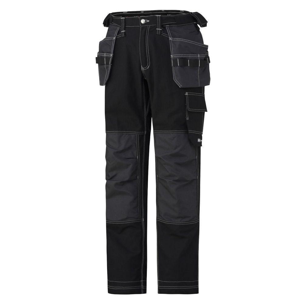 Pantalon de travail Visby Construction Helly Hansen - Noir
