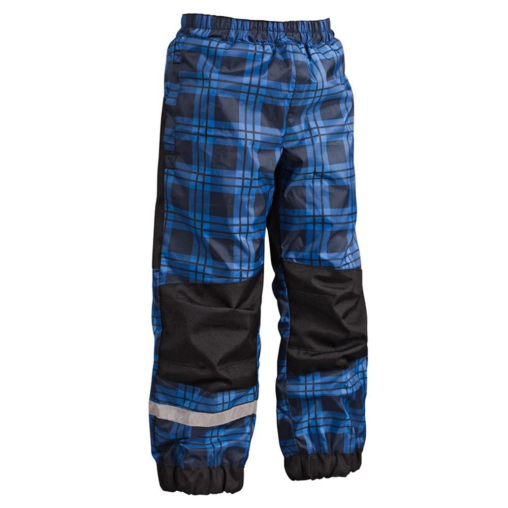 Pantalon enfant Blaklader taille élastiquée - Marine / Bleu Royal