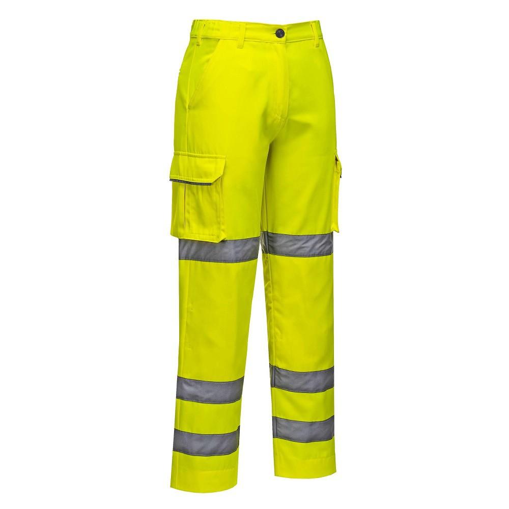 Pantalon femme haute visibilité Portwest