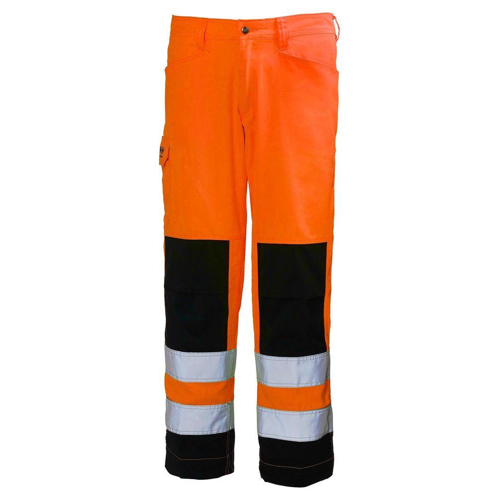 Pantalon haute visibilité Helly Hansen ALTA - Orange / Charbon