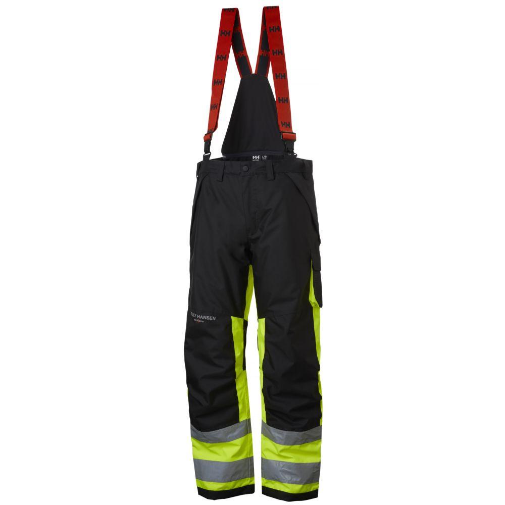 2f5c3f15cdb ... Pantalon haute visibilité hiver Helly Hansen Alna Classe 1 - Jaune ...