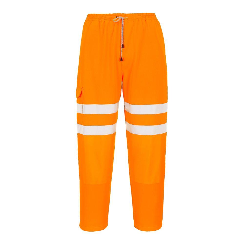 Pantalon jogging haute visibilité Portwest GO/RT - Orange