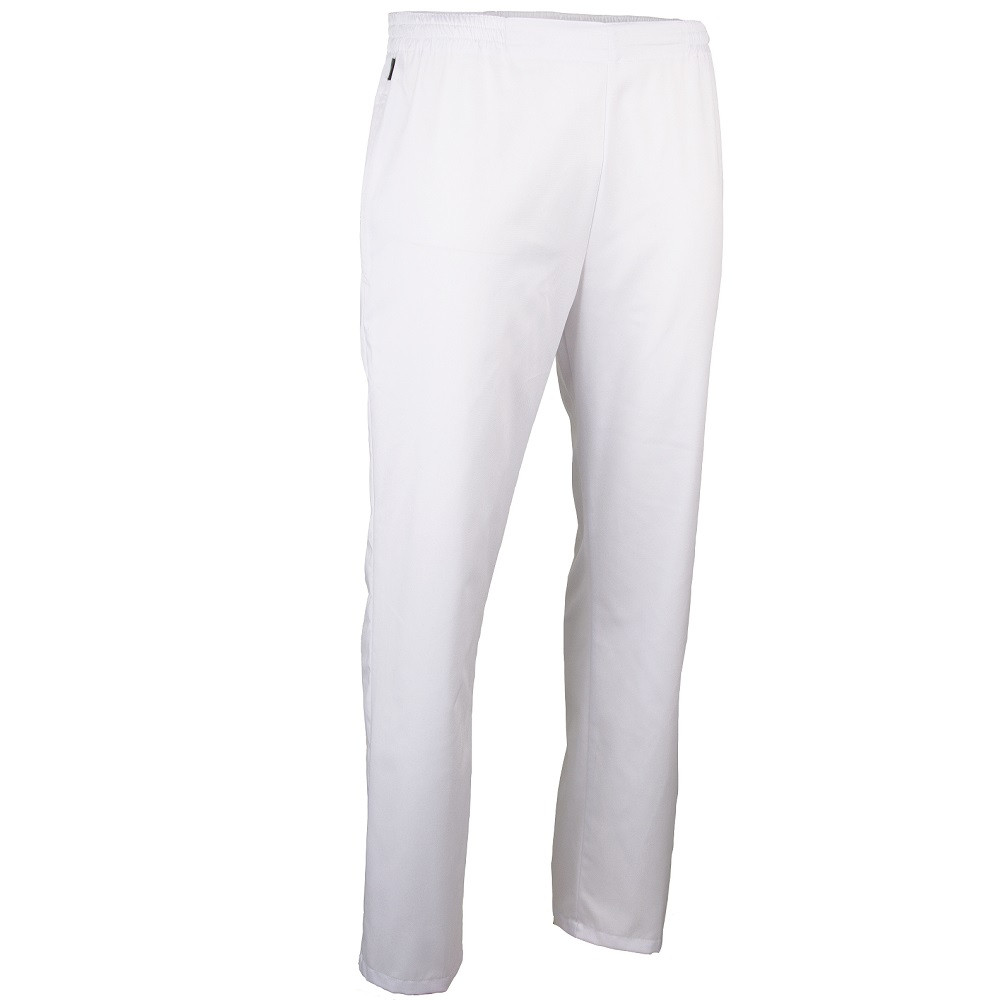 Pantalon médical taille élastiquée LMA SCALPEL - Blanc