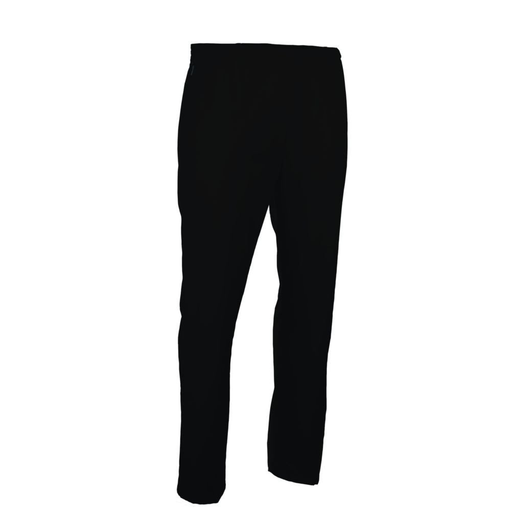 Pantalon cuisine / médical taille élastiquée LMA SERINGUE - Noir
