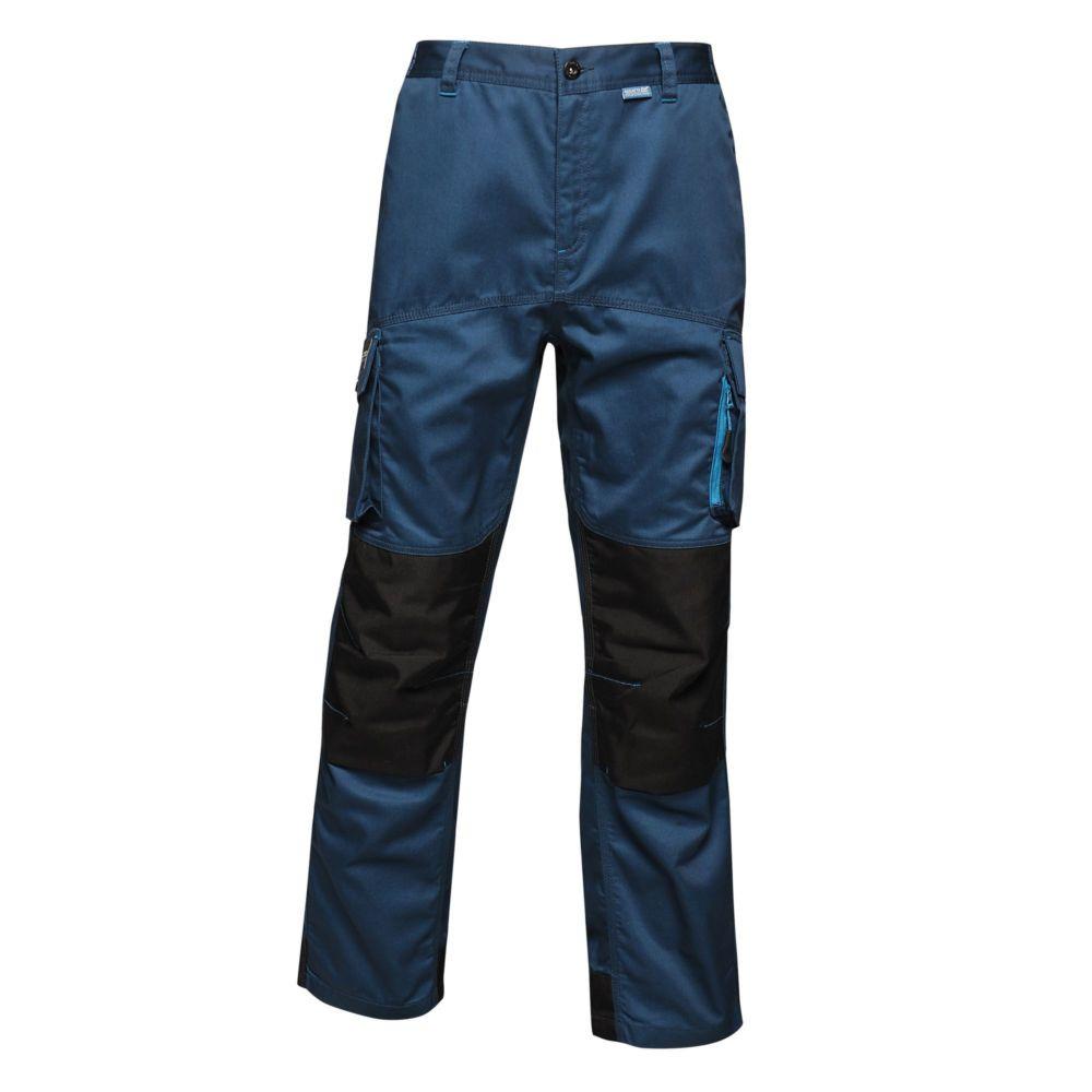 Pantalon de travail Regatta Professional HEROIC CARGO - Bleu