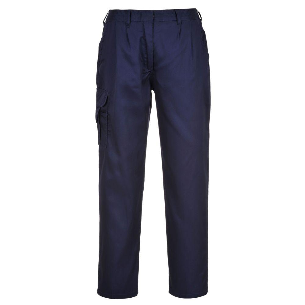 Pantalon Femme Portwest Treillis - Marine