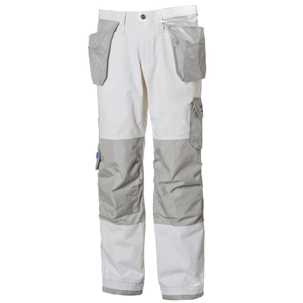 Pantalon de travail London Construction Helly Hansen - Blanc