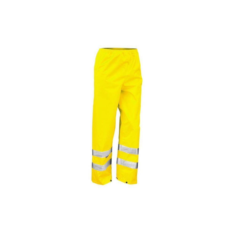 Pantalon de pluie haute  visibilité Result - Pantalon de pluie haute visibilité Result