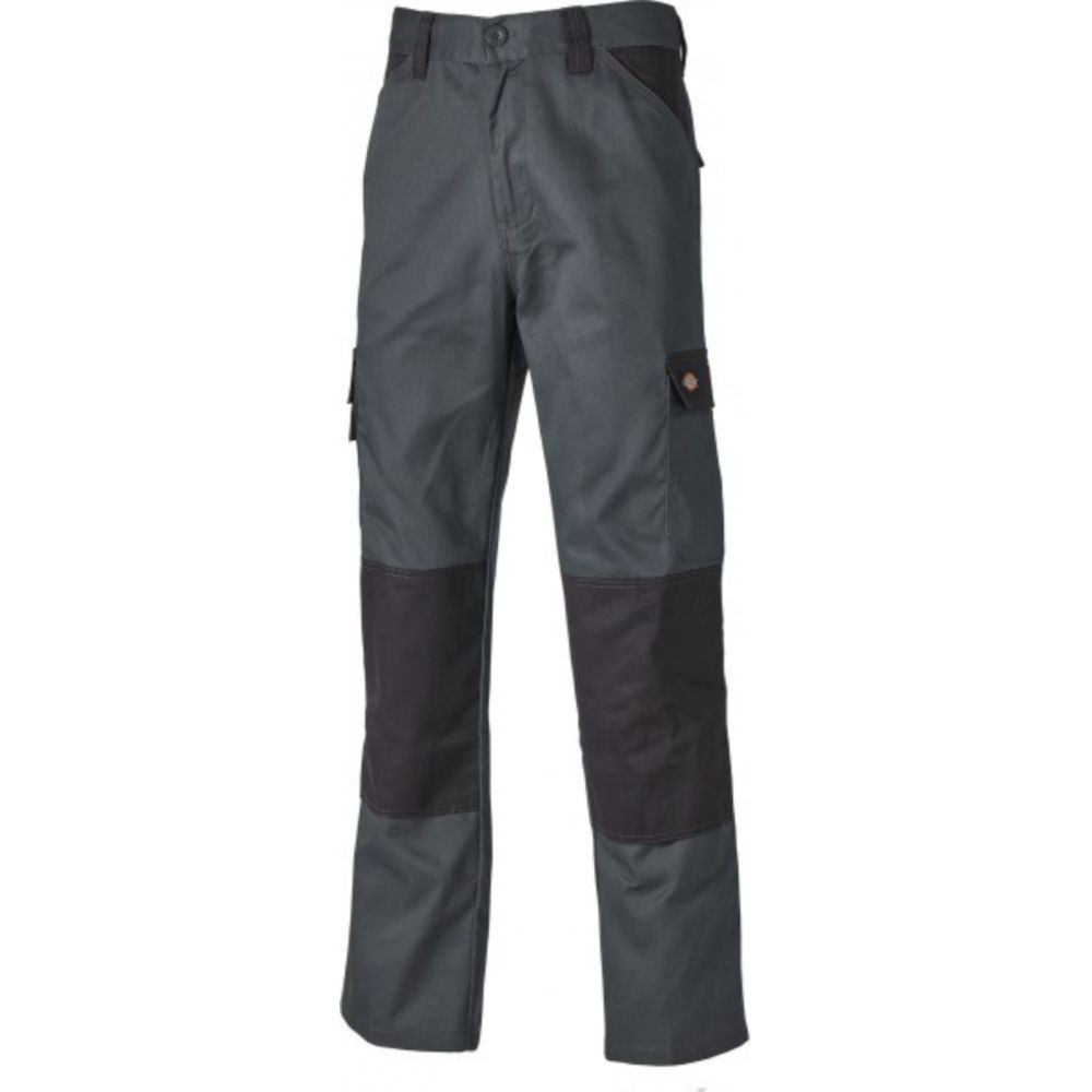 Pantalon de travail Dickies Everyday CVC - Gris / Noir