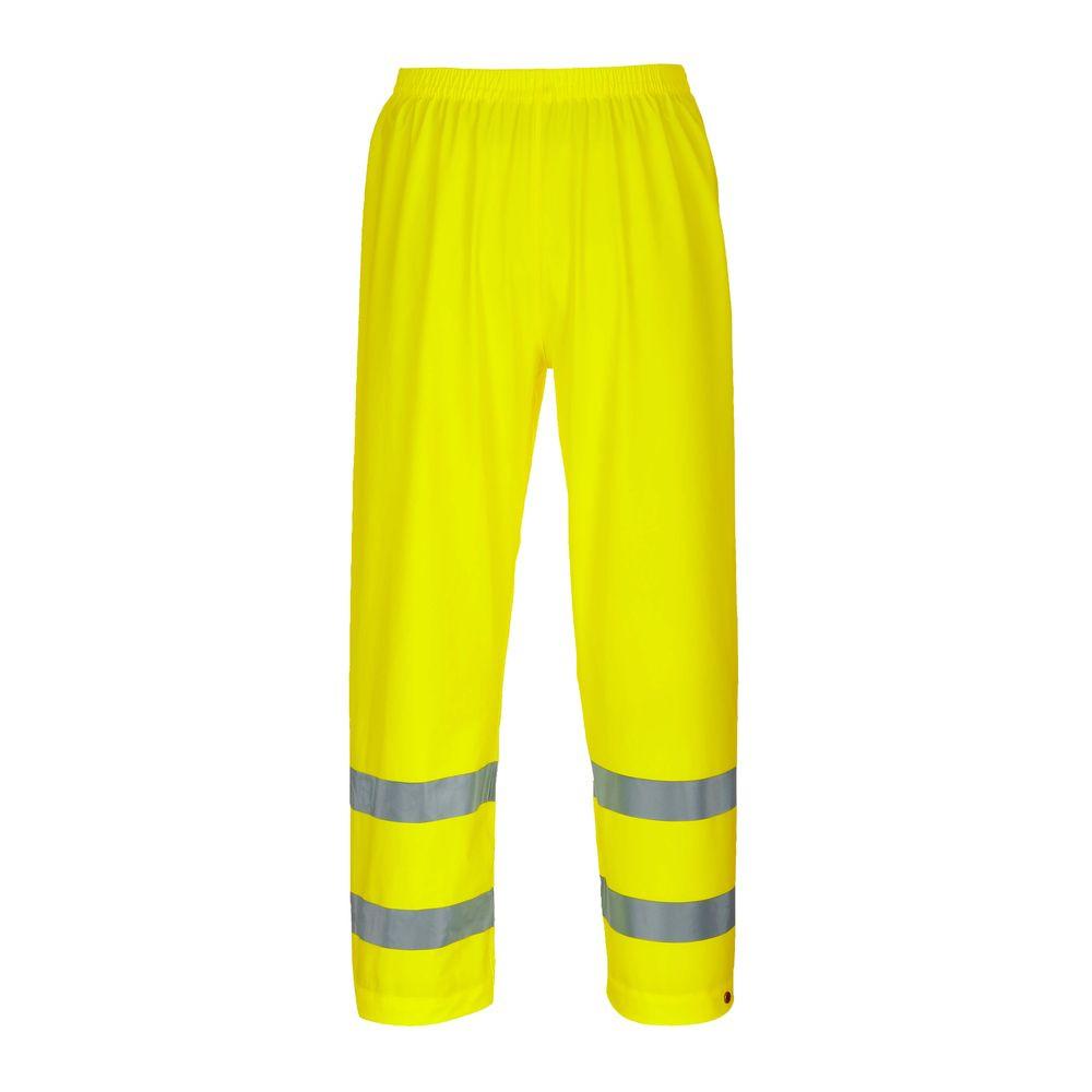 Pantalon haute visibilité Imperméable Portwest Sealtex - Jaune