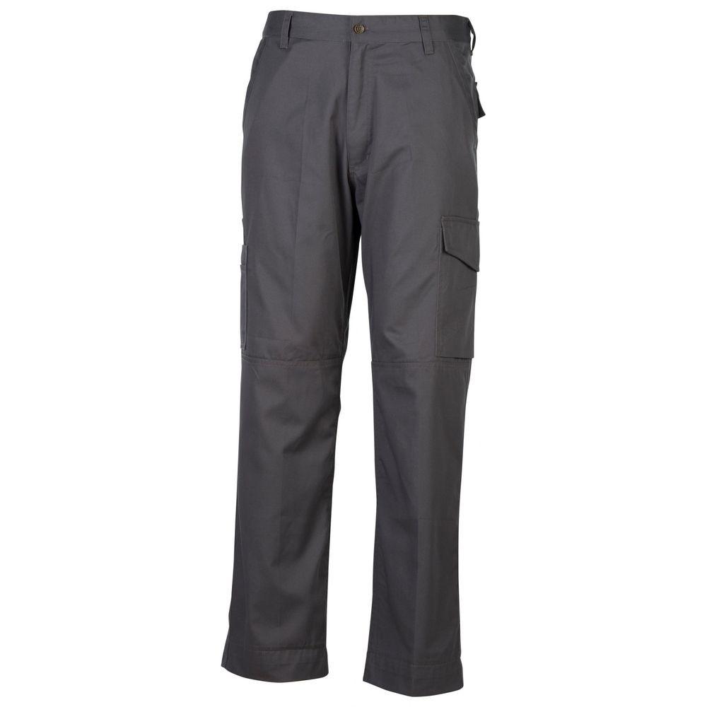 Pantalon de travail multipoches Rocks Pen duick - Gris Foncé