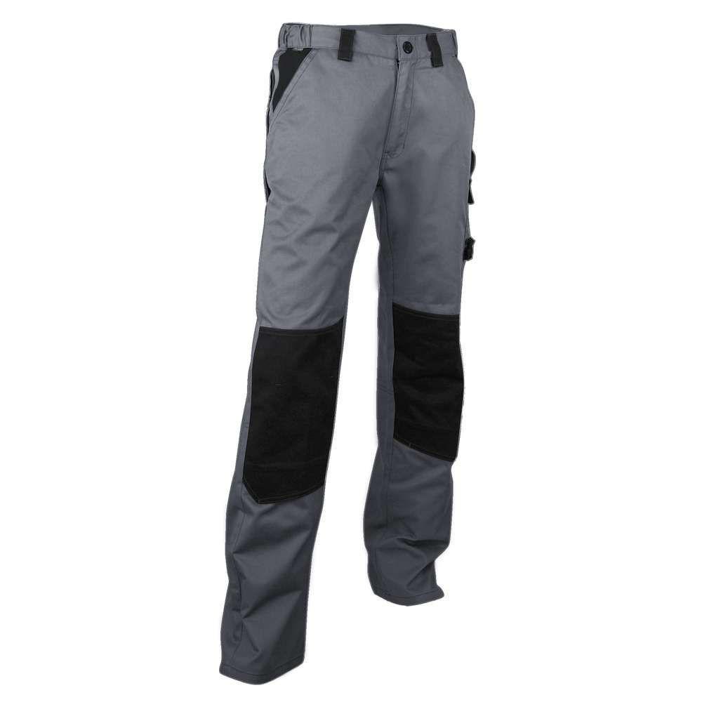 Pantalon de travail PLOMB LMA - Gris Foncé