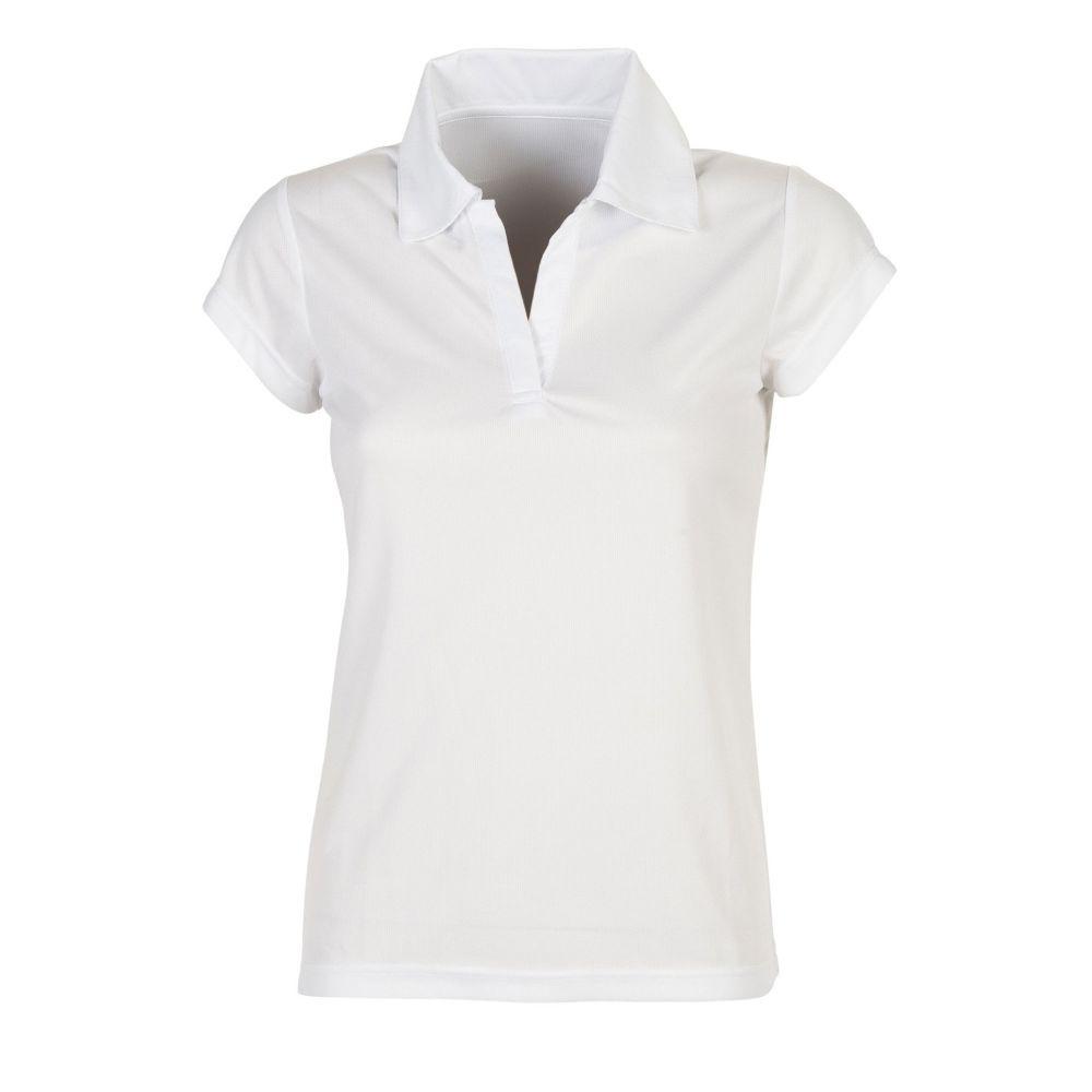 Polo respirant femme Pen Duick - Blanc