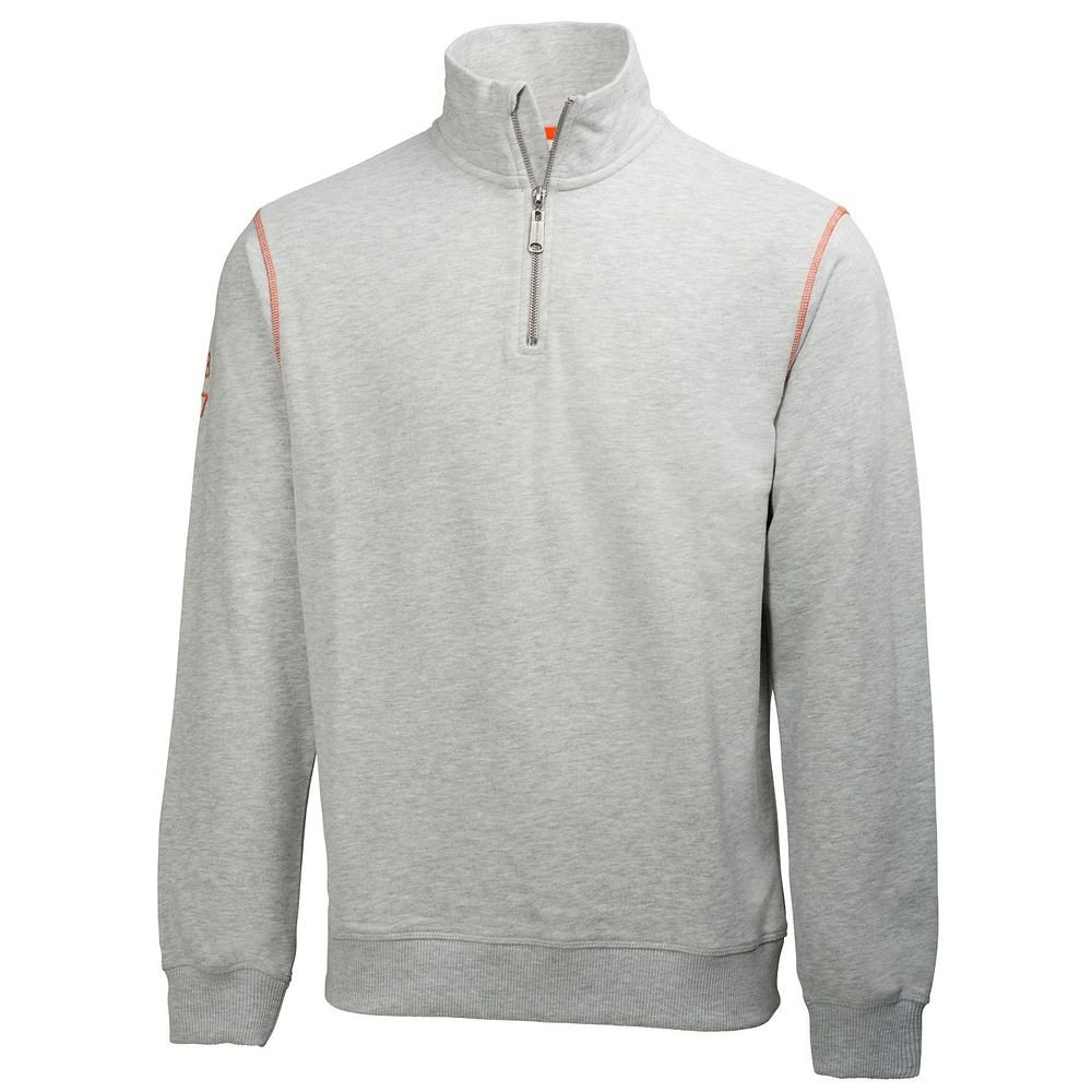 Pull de travail OXFORD HZ Helly Hansen - Gris