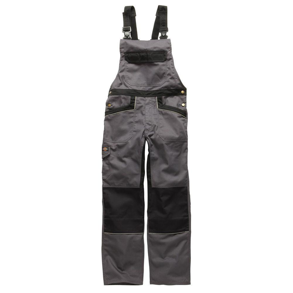 Salopette de travail Industry 260 Dickies - gris