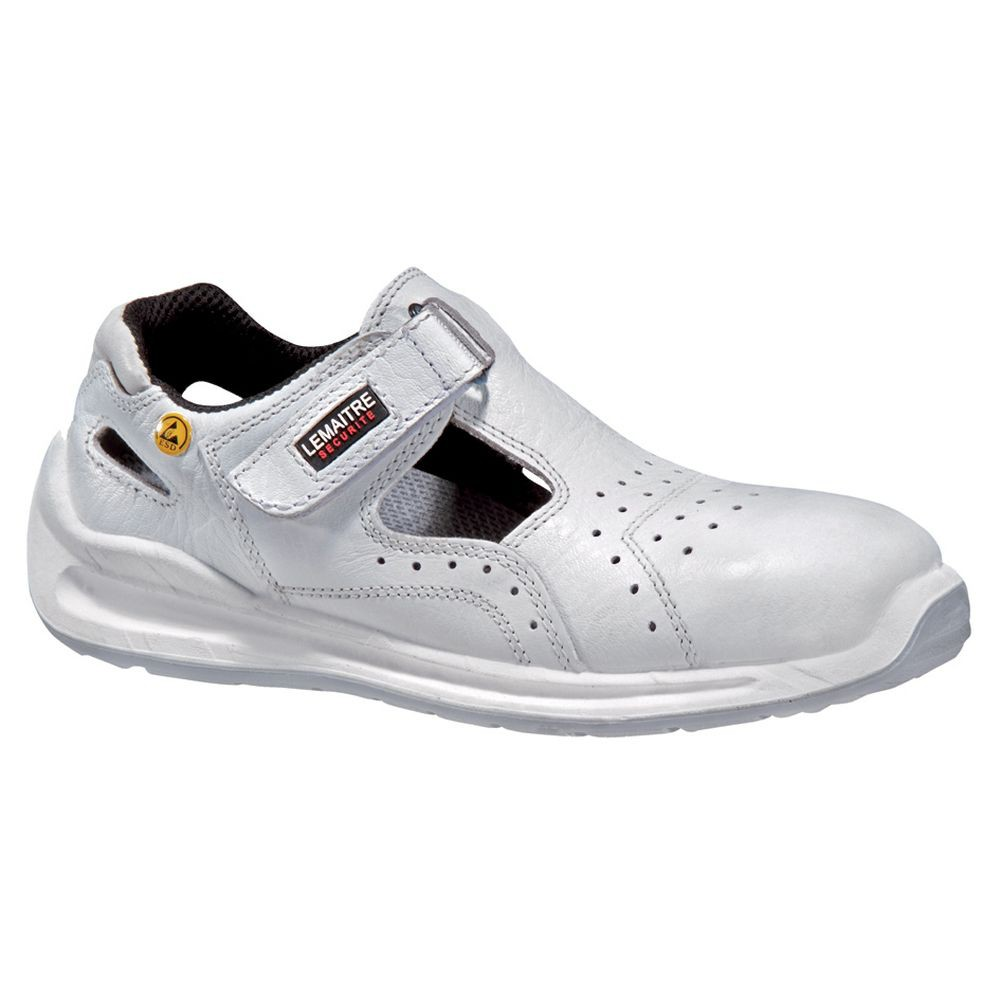 livraison gratuite 2915e 54d71 Sandales de sécurité Lemaitre Ampera S1 ESD SRC