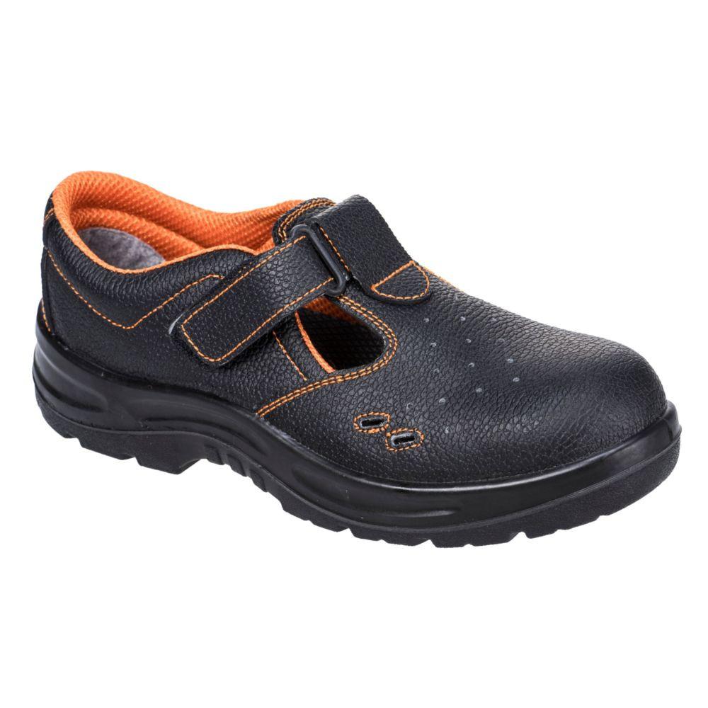 Sandale de sécurité Portwest Steelite Ultra S1P - Noir