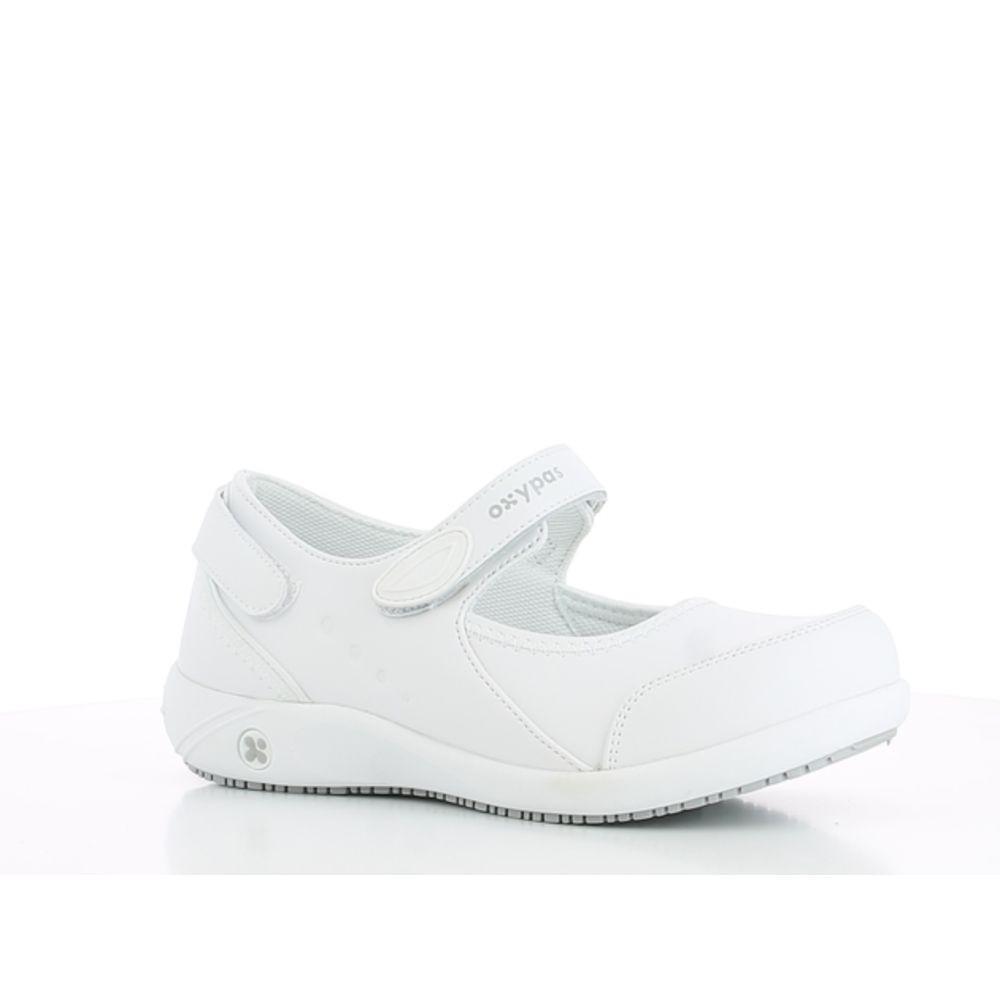 Sandale de travail Oxypas Nelie ESD SRC - Blanc