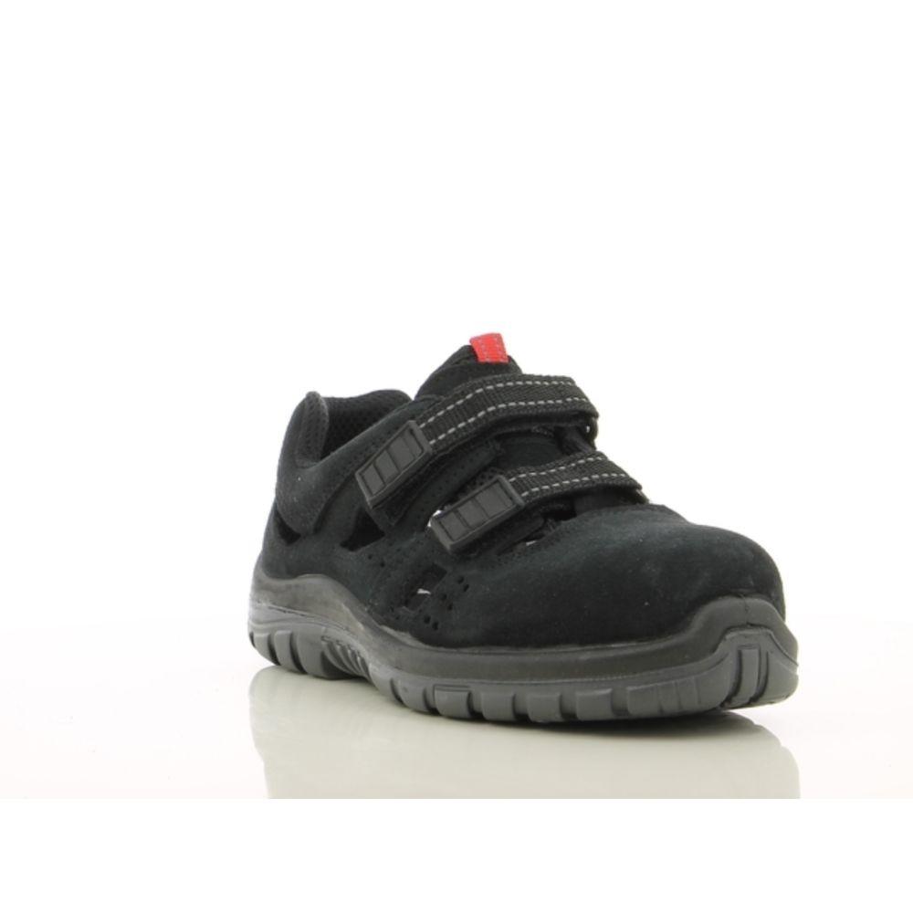 Sandales de sécurité Maxguard COLIN C140 S1P SRC - Noir