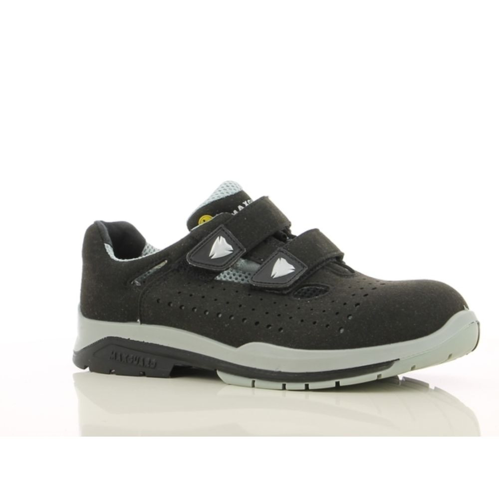 Sandales de sécurité Maxguard PIET P105 S1 SRC - Noir