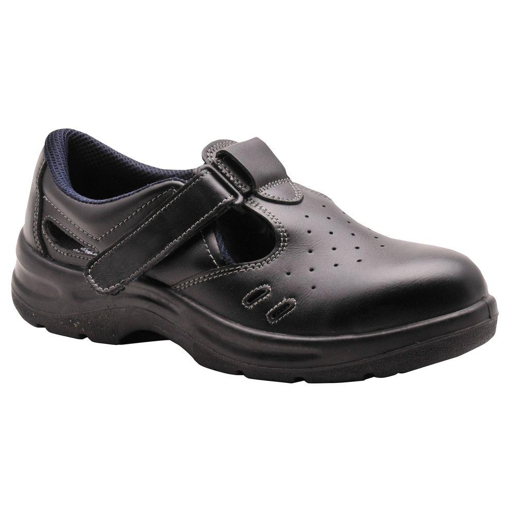 Sandales de sécurité Portwest Steelite S1 - Noir