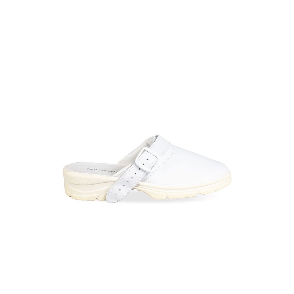 Sandales de travail médicales femme Maxguard CL400 SRC