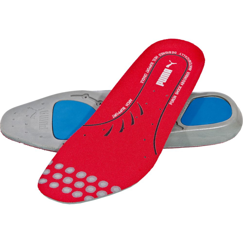 Semelle Puma Evercushion Plus Footbed - Rouge