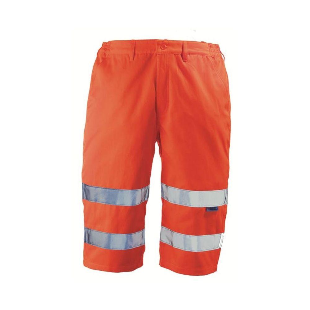 Short haute visibilité Coverguard Patrol - Orange