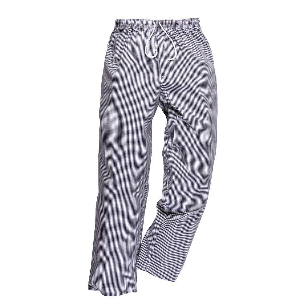 Pantalon de cuisine bromley portwest - Vetement de travail cuisine ...