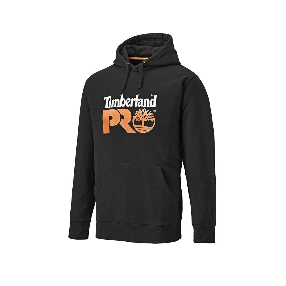 Sweat à capuche Timberland PRO HONCHO SPORT - Noir