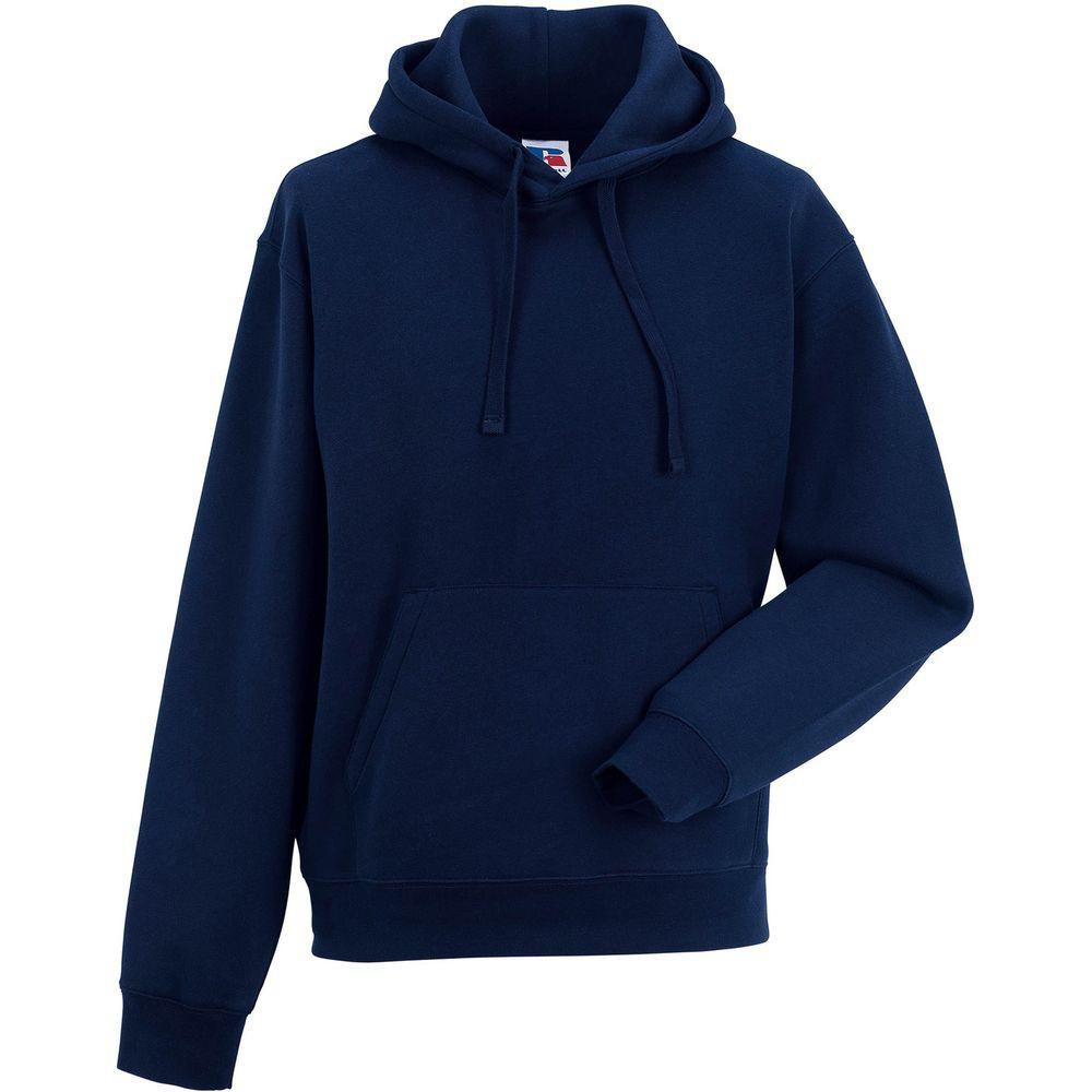 Sweat-shirt de travail à capuche Russell - Bleu Marine