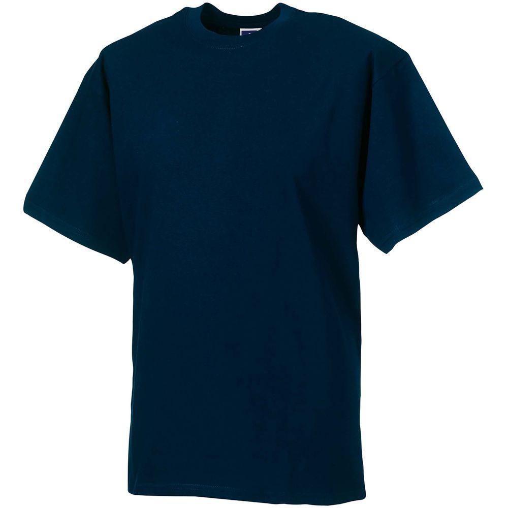 T-shirt de travail Gold Label Russell - Bleu Marine