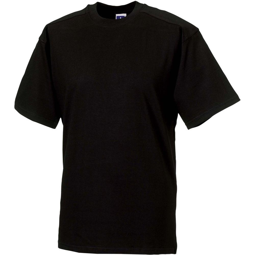 T-shirt de travail Russell - Noir