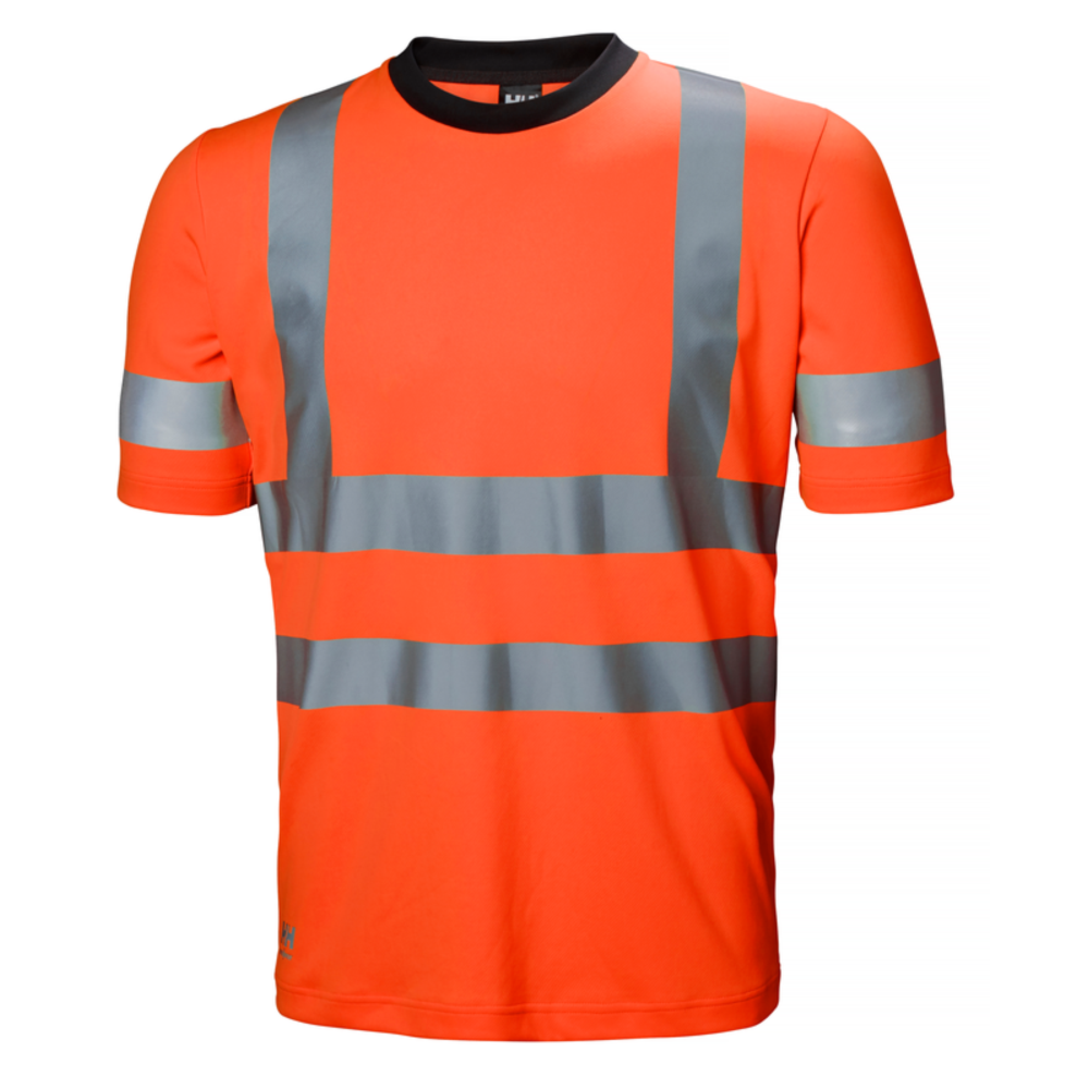 T-shirt haute visibilité Helly Hansen ADDVIS TEE - Orange