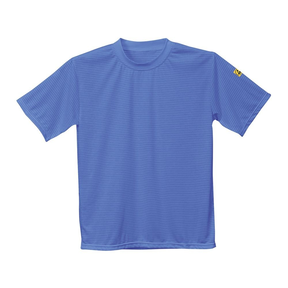 Tee Shirt antistatique ESD Portwest - Bleu