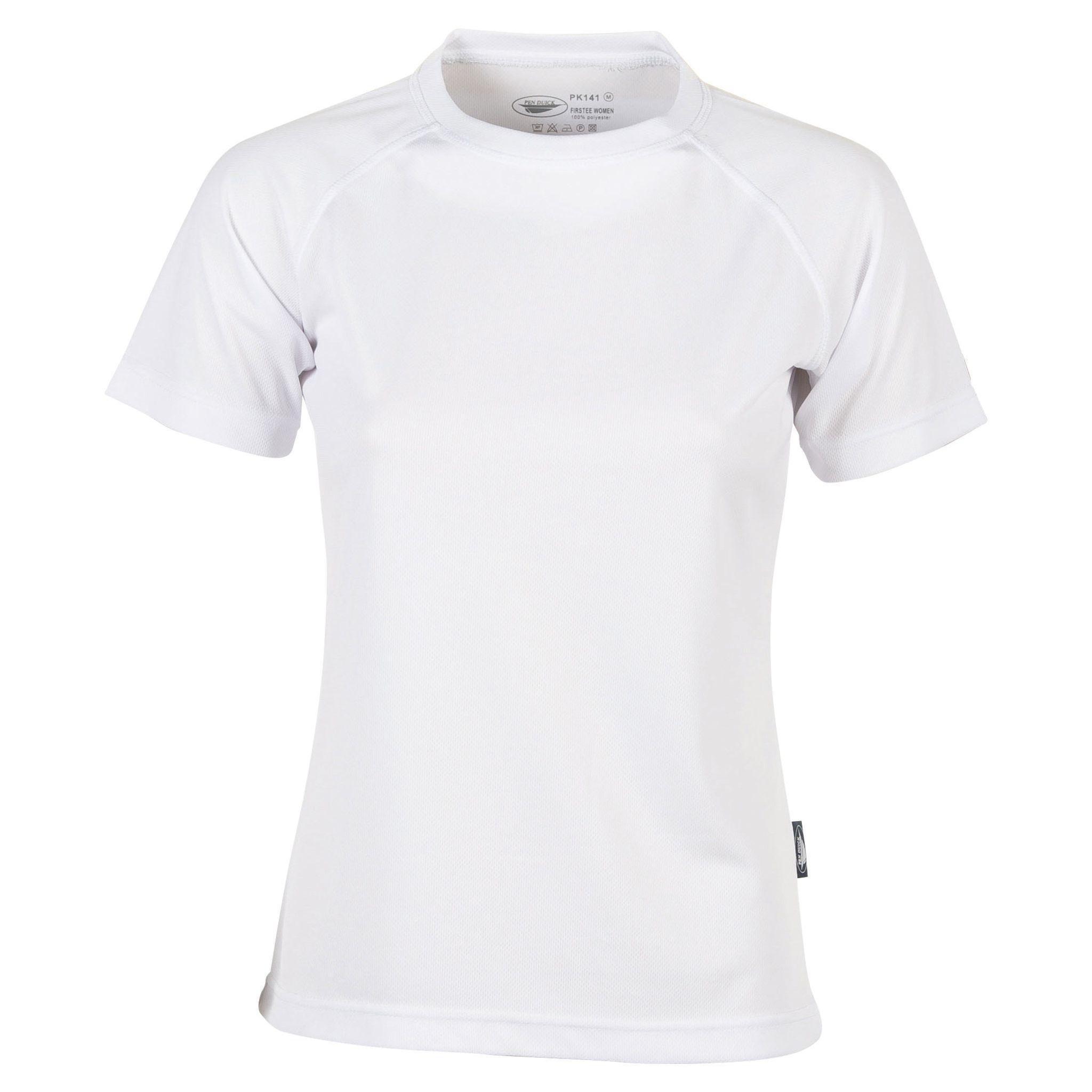 Tee-shirt respirant femme Pen Duick - Blanc