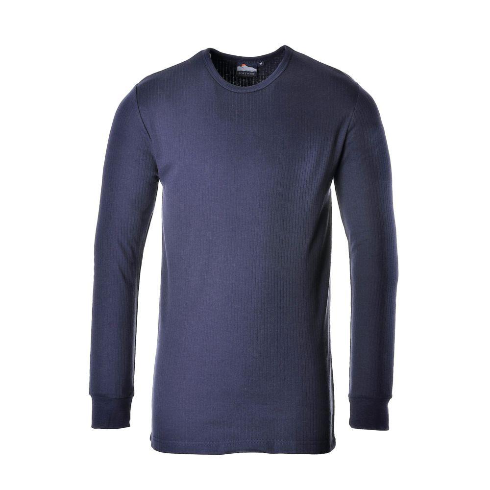 Tee-shirt Thermique Manches Longues Portwest - Marine