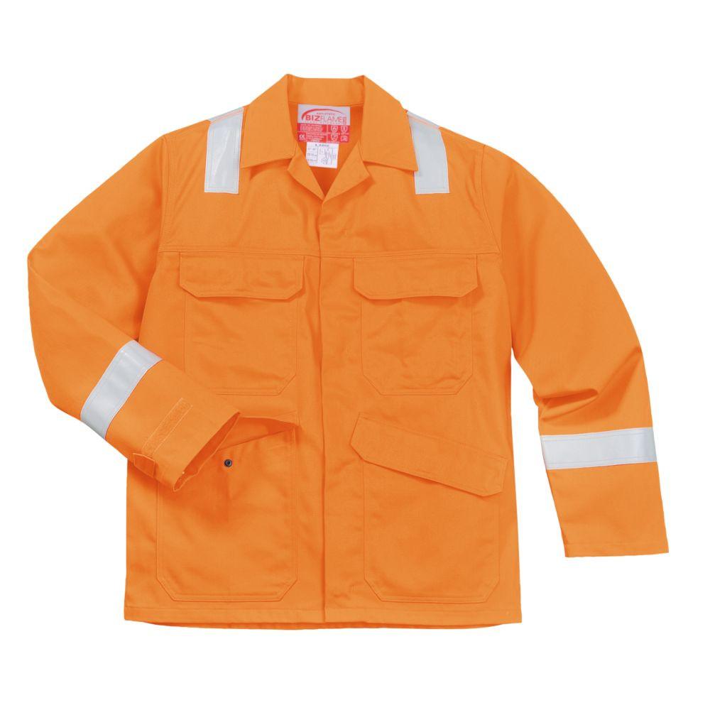 Veste Ignifugée Portwest Bizflame Plus - Orange