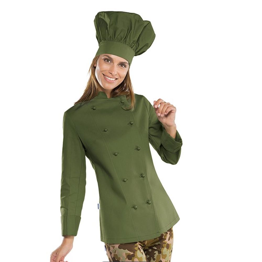 Veste Isacco Militaire Femme De Cuisine rXqxYSr