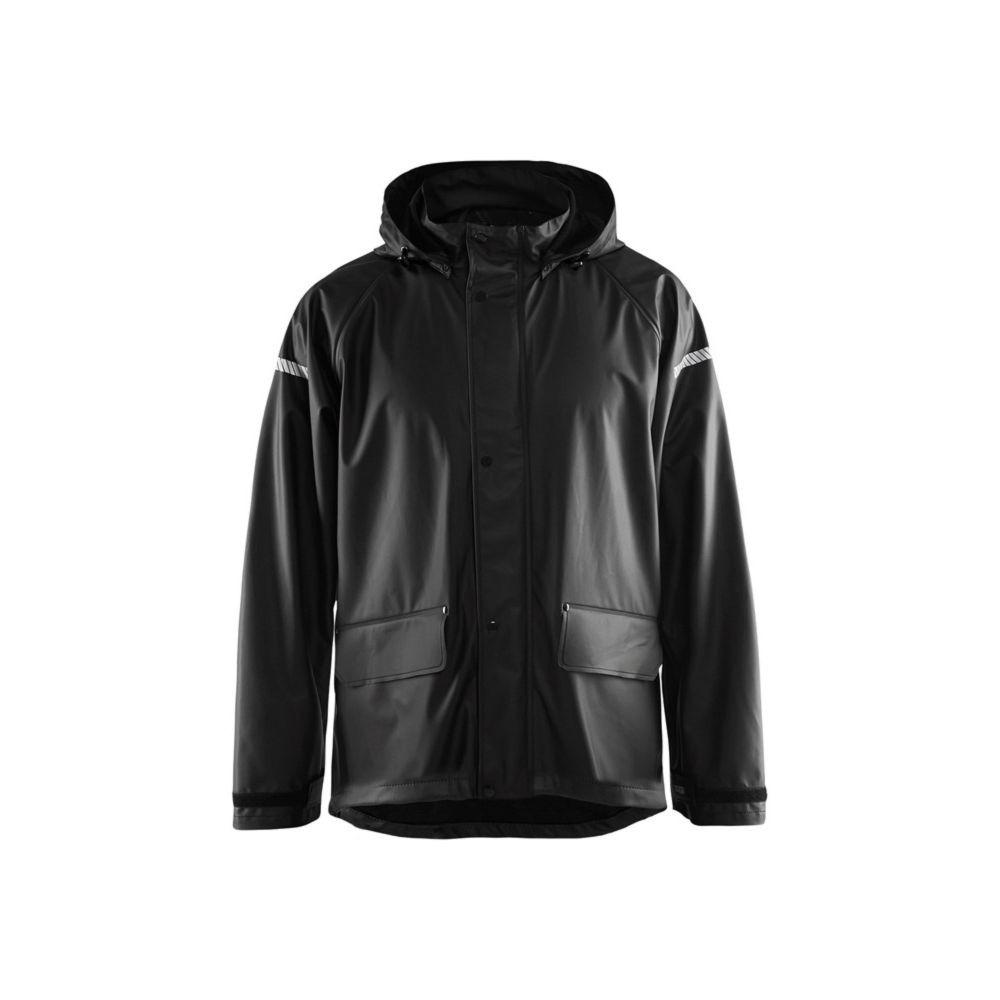 Veste de pluie étanche Blaklader NIVEAU 1 - Noir
