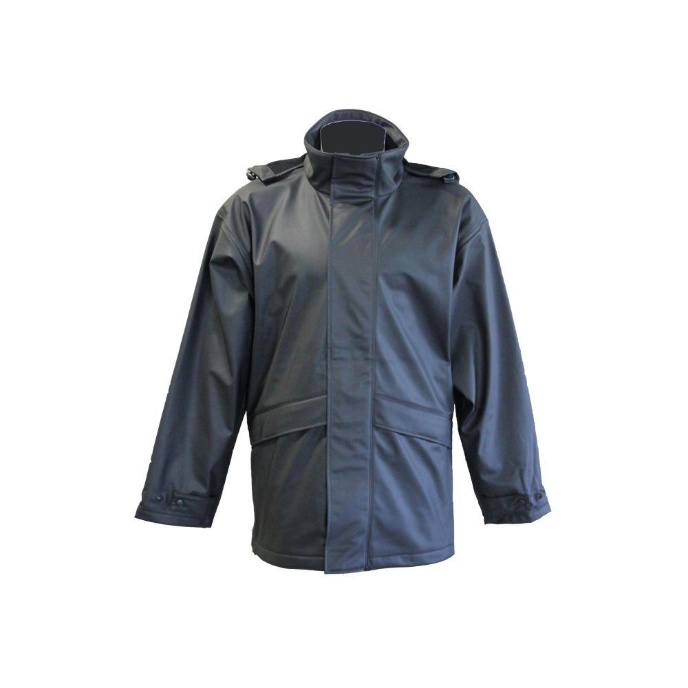 Veste de pluie imperméable Coverguard Rainwear Jacket - Noir