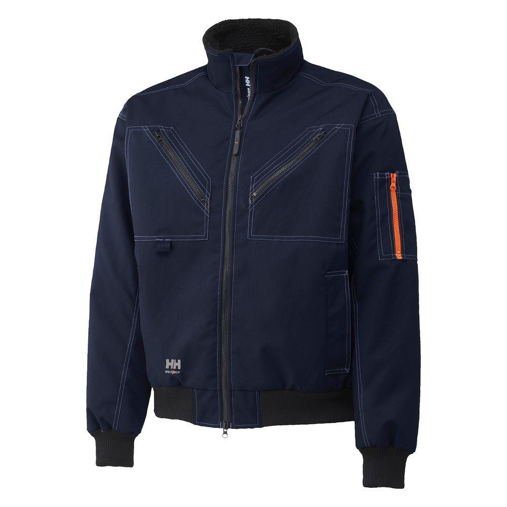 Veste de travail Helly Hansen Bergholm Jacket - Bleu Marine