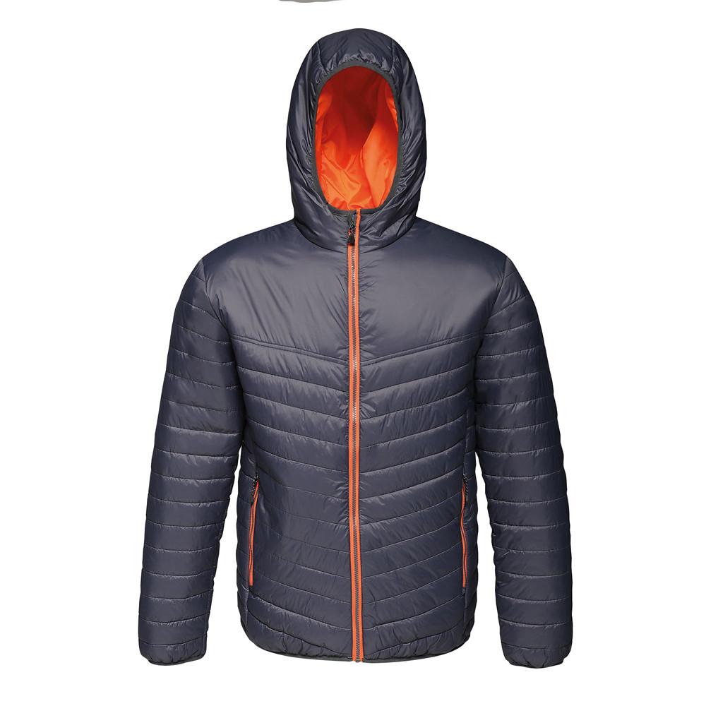 Veste doudoune légère Regatta Professional ACADIA II - Gris / orange