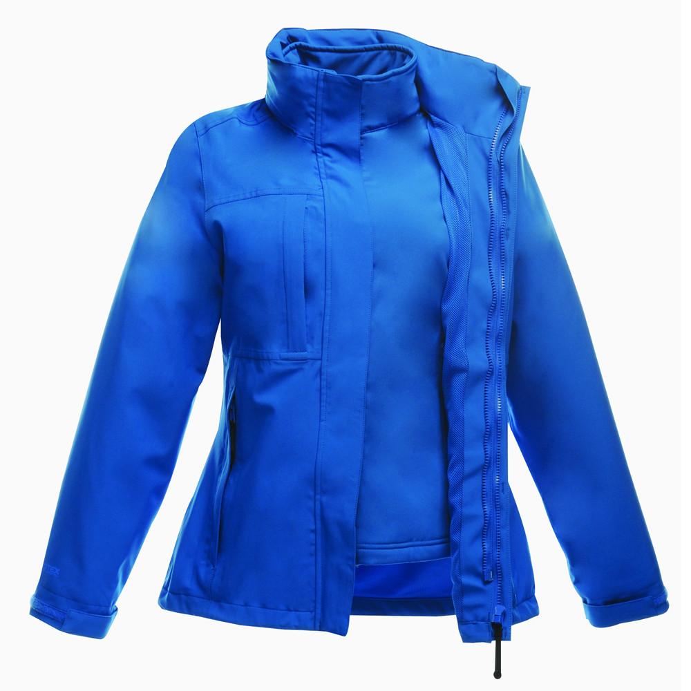 Veste imperméable 3 en 1 Femme Regatta Professional KINGSLEY - Bleu