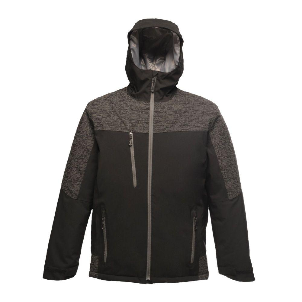 Veste imperméable Regatta Professional X-PRO MARAUDER II - Noir noir
